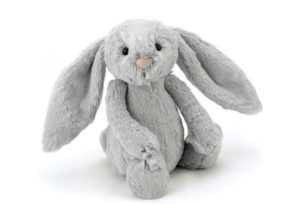 Bashful Silver Bunny Small_BASS6BS