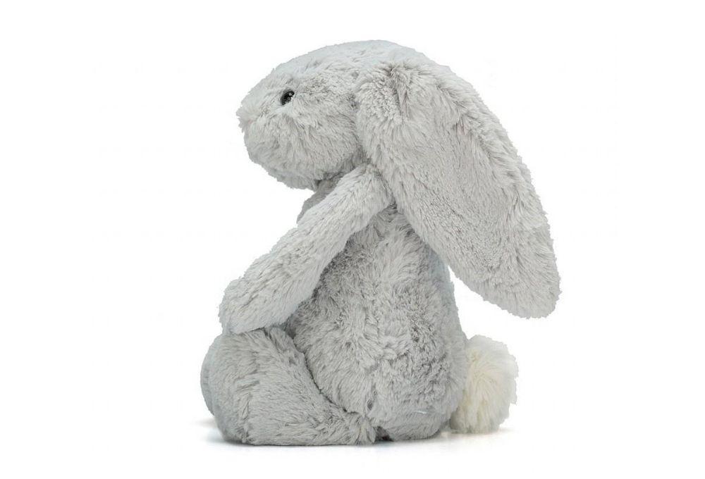 Bashful Silver Bunny横向き
