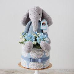 ダイパーケーキ(Jumble Elephant)