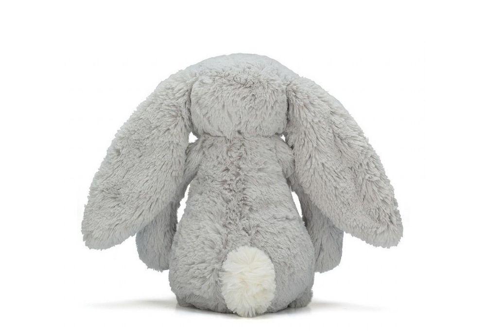 Bashful Silver Bunny 後ろ向き