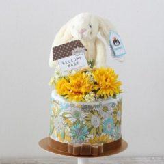 ダイパーケーキ(Bashful Buttermilk Bunny)