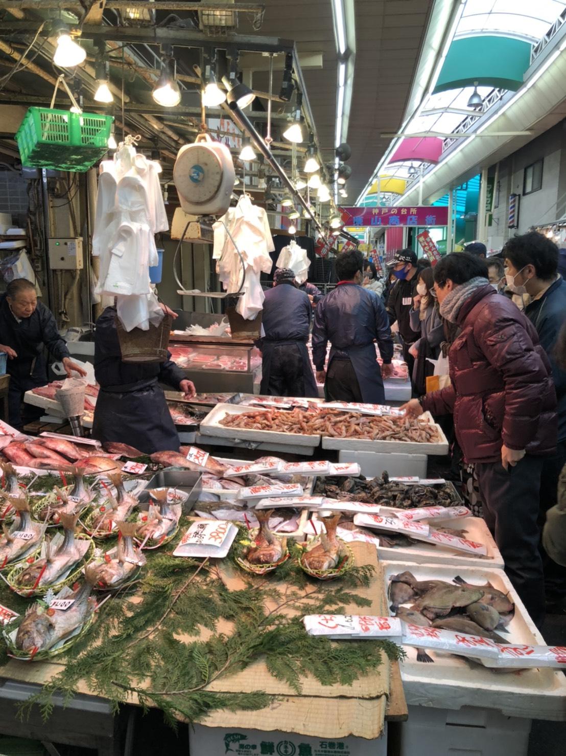 神戸東山商店街