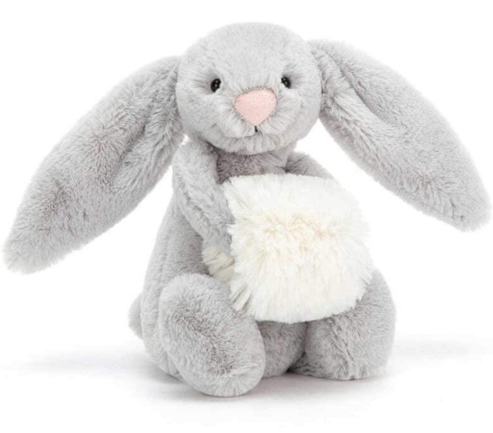 Bashful Snow Bunny (Blue)