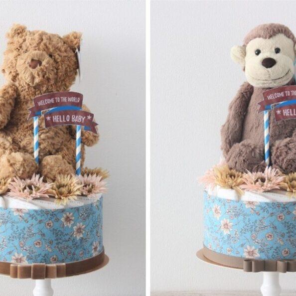bear&monkey