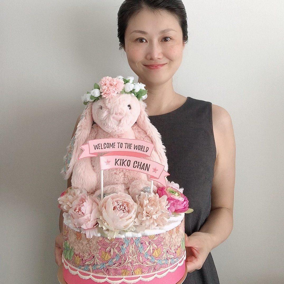 おむつケーキとパーティーアイテム店💝 本吉安希子